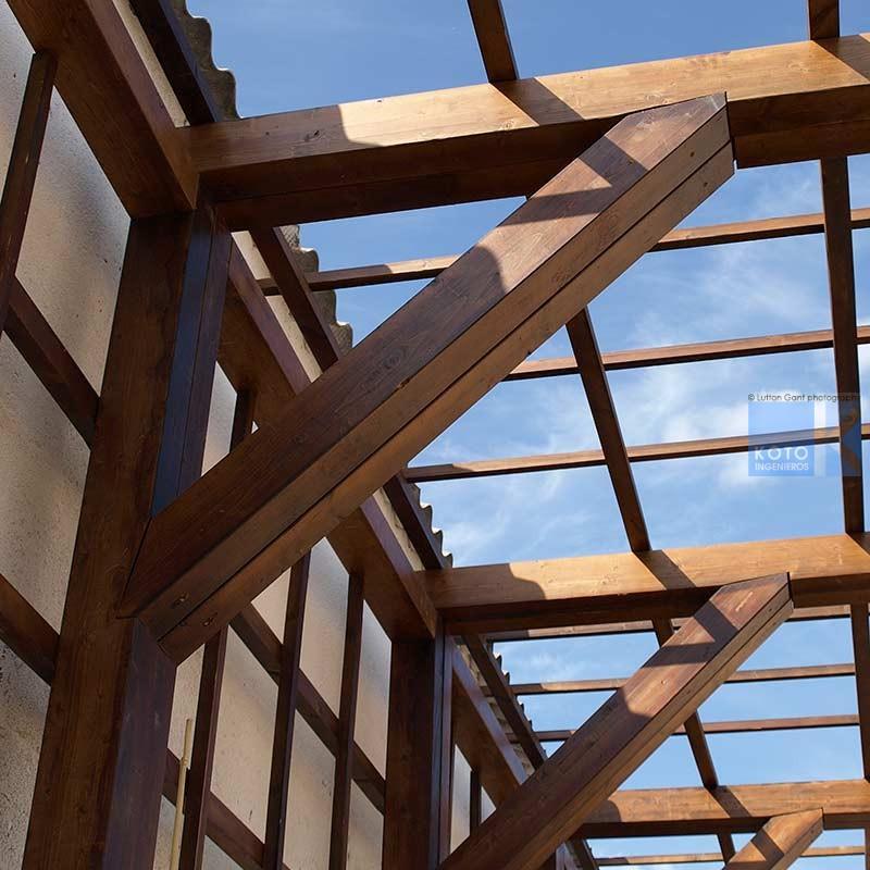 Como hacer una pergola de madera paso a paso elegant free for Como hacer una pergola de madera