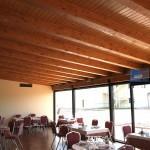 Restaurante de las Bodegas Emina